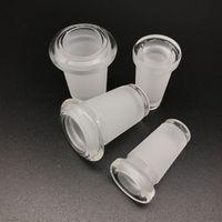 Adaptadores convertidores de 2 tamaños de vidrio hembra 10 mm a macho 14 mm, hembra 14 mm a macho 14 mm, hembra 14 mm a macho 18 mm para plataformas petroleras