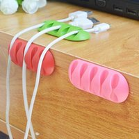 2PCS Set Multipurpose Wire Cord Cable Tidy Holder Drop Clips...
