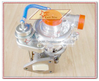 CT16 17201-OL030 17201-0L030 Turbina Turbocompressor Para TOYOTA Hilux Vigo D4D 2KD 2KD-FTV 2.5L D Óleo Turbo refrigerado com juntas