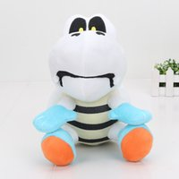 EMS 23cm Super Mario Bros Plush toy Dry Bones Stuffed Plush ...