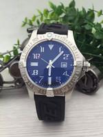 DHgate выбранный продавец 2017 новые горячие продажи модные часы мужчины черный циферблат резинкой часы кольт автоматические часы мужские платья часы