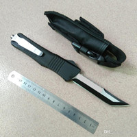 Micro double action Custom Combat Troodon Knife Hand Satin 6...