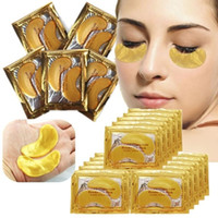 Eye Mask Golden Crystal Collagen Eye Mask Anti- Dark Circle M...