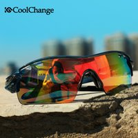 CoolChange Polarized Cycling Glasses Bike Outdoor Sports Bic...