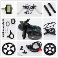 Bafang BBS02 48V 750W Moteur Ebike avec kits de conversion pour vélos électriques C965 LCD 8FUN