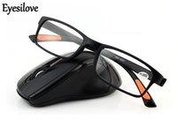 (20pcs / الكثير) الأزياء TR90 سوبر ضوء نظارات القراءة نظارات القراءة نظارات العدسات سعر المصنع بالجملة السلطة من +1.00 إلى +4.00