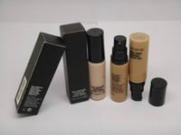 Nouveau maquillage Foundation Liquid Foundation Pro Longwear Cache-Cache-CERNES 9ML Fondation 1PCS / Lot