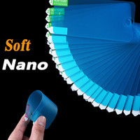 Nano Clear Soft Screen Protector Explosion Protective Film G...