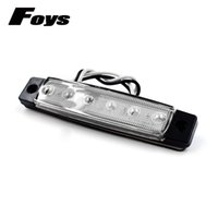 LED Truck Side Marker Turn Indicators Car Turn Signal Lights...