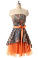 2017 Sexy Trägerlos Mit Satin Ballkleid Homecoming Kleid Mit Bändern Mini Tulle Lacu-Up Graduation Abschlussball-partei-kleid BH20