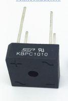 Wholesale-50pcs 새로운 SEP 브리지 정류기 KBPC1010 10A 1000V 진짜 무료 배송 다이오드 브리지 전문 공급 뜨거운 전세계