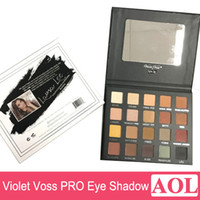 High Quality! NEW violet Voss x Laura Lee Pro Eye Shadow Pal...