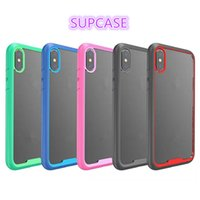 SUPCASE Hybrid Transparent Back Cover Anti- scratch Colorful ...