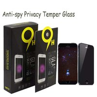 For Metropcs Phones Privacy Tempered Glass Anti- Spy Screen P...