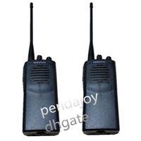 Оптовая Kenwood TK-3107 Walkie Talkie UHF 400-470MHz 16 RF Channel 5 Ватт Портативный двухстороннее радио Radio Frequency Machine