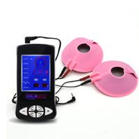 Coprimaterasso Electro Shock Coprimaterasso E-Stim Bondage Stimolazione Massaggiagengive per capezzoli Massaggiagengive per le donne