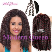 Cheap Soft 14inch faux locs crochet hair dreadlocks braids h...