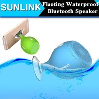 Mini Whale Tail Floating IPX6 Waterproof Shower Portable Blu...