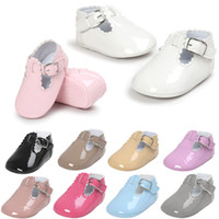 2017 Newest Styles baby girl shoes Soft sole baby princess s...