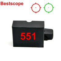 551 Holographic Sight Reflex Sight Red Dot Optics Rifle Scop...