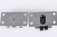 338 acier inoxydable cuivre noyau porte armoire penderie roue porte coulissante