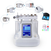New 5in 1 Diamond Dermabrasion Ultrasonic Vacuum RF Hydro Ox...