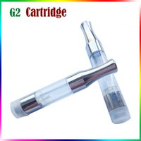 G2 Cartridge Metal Mouthpiece CE3 Chrome Metal Tips Clear Fo...
