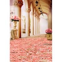 Vinil Saray Sahne Arka Plan Düğün Fotoğrafçılığı Arka Planında Festivali Arka Plan Stüdyo Fotoğraf CM-6262 Için ücretsiz