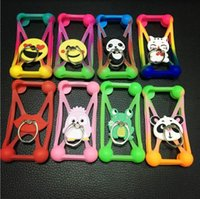 Universal Cartoon Cell Phone Cases Soft Silicone Ultra Elast...