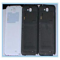 Avec Logo Haute Qualité Nouvelles Pièces De Rechange N7100 Batterie Porte Pour Samsung Galaxy Note II 2 GT-N7100 N7100 Arrière Couverture Boîtier