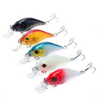 5- color 7. 5cm 11. 2g Crank Plastic Hard Baits & Lures Fishing...