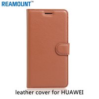Custodia in pelle 50 pezzi Filp per Huawei Y3 II Custodia magnetica verticale per Huawei Ascend Y3 II Filp stampa sacchetti di telefono Custodie