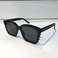 0209 Popular Sunglasses Luxury Women Brand Designer Square S...