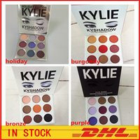 Kylie Jenner Bronze purple Kyshadow Pressed Powder Eyeshadow...