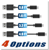 Premium 2A High Speed Micro USB Cable Type C cables 4 choice...