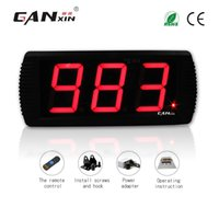 [GANXIN] 3 Digit 4inch High Character LED Counter LED Count ...