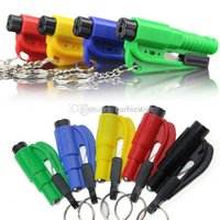 Car Window Breaker Auto Emergency Safety Hammer Belt Cutter ...