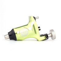 New Professional Green Color Rotary Tattoo Machine RCA For S...