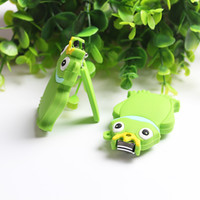 1Pc Medium Size Silicone Animal Cute Toes Nail Clippers Nail...