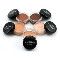 New Hide Blemish Face Eye Lip Long- lasting Creamy Concealer ...