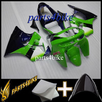 Aftermarket Plastic Fairing for Kawasaki ZX6R 98 99 ZX- 6R 19...