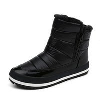 Women Winter Boots New Brand Waterproof Shoes Woman Snow Boo...