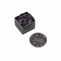 SQ8 Mini fotocamera HD Motion Sensor Micro Camera Full HD 1080P Kamera DV 720P DVR SQ8 Piccola fotocamera per visione notturna a infrarossi
