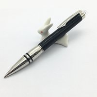 Mt pen STWR pen black and silver new design platinum- coated ...