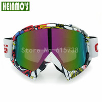 man women motocross goggles glasses cycling eye ware Dust Pr...