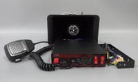 Предупреждение сирены полиций высок-силы DC12V 100W усиливает сигнал тревоги автомобиля с диктором microhpne+1units 100W