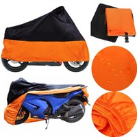 XXL Outdoor Motorcycle Rain Cover For Harley Davidson Sports...