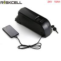 ЕС США Бесплатный налог 24 В 10 Ач Батарея 350 Вт Ebike Батарея 24 В С 29,4 В 2A Зарядное Устройство 24 В Электрический Литий-Ионный Аккумулятор