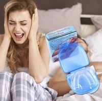 Anti Horlama Apne Kiti Ağızlık, anti horlama ağız tepsi Horlama Stoper Durdurma Horlama Çözüm Güvenlik Gıda sınıfı malzeme