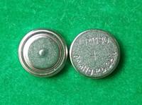 5000pcs / lot cellule moneta alcalina batteria a bottone senza mercurio AG10 LR1130 389 SR1130 189 LR54 V10GA 1.5V
